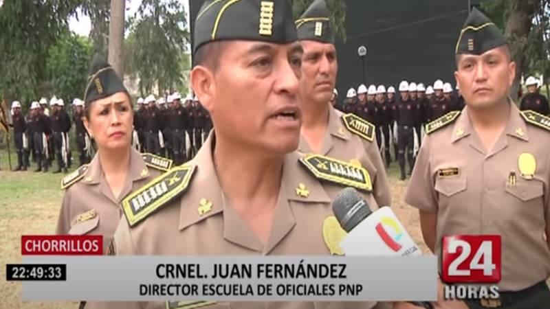 curso para asimilarse a PNP